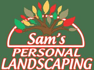 Sams Personal Landscaping 2020 Logo Update