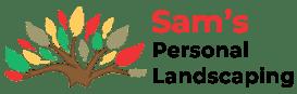 Sam's Personal Landscaping Menu Logo 2021